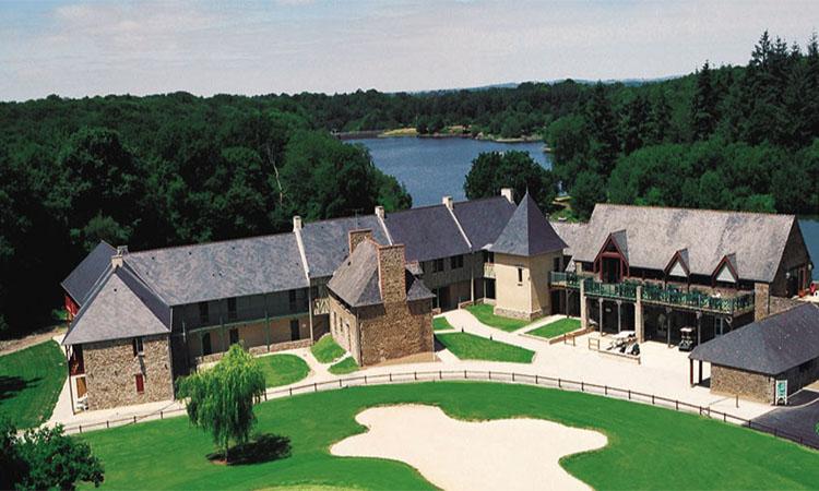 h tel saint malo golf resort escapade golf. Black Bedroom Furniture Sets. Home Design Ideas