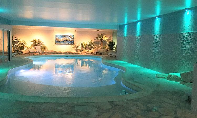 Domaine de villers for Hotel piscine cabourg