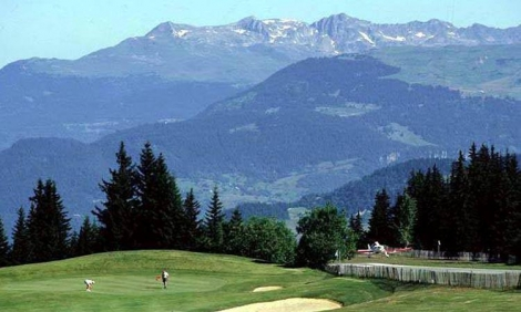 Golf de Meribel