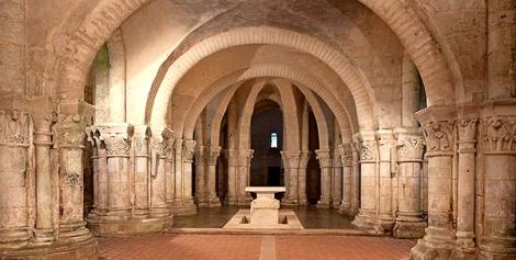 Saintes, Saint Eutrope