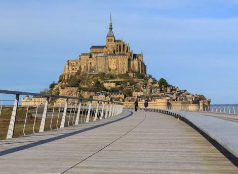 Normandie : Le Mont Saint-Michel