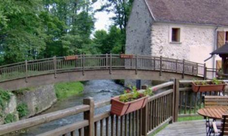 Le Moulin de Babet (Mezy-Moulins)