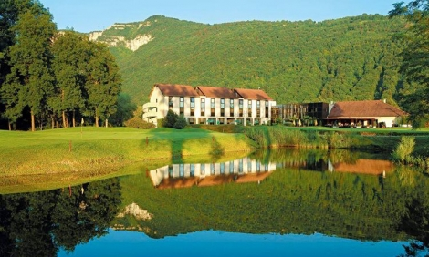 Golf Hôtel de Grenoble Charmeil