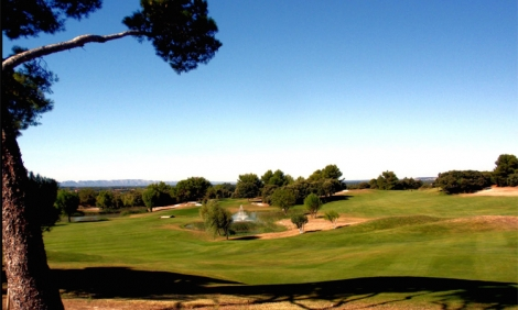 Golf de Saumane Provence Country Club