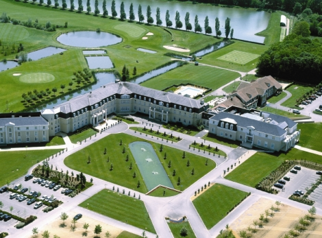 Picardie, Hôtel Dolce Chantilly : Forfait RYDER CUP