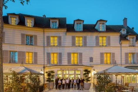 Hôtel Le Relays du Château Rambouillet