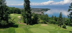 Evian Resort The Lake course