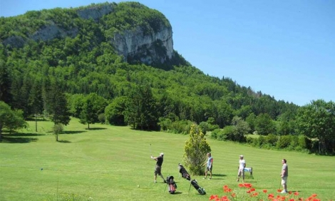 Golf de Corrençon en Vercors