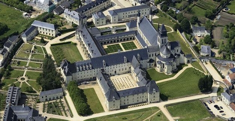 L'Abbaye Royale de Fontevraud - Fontevraud Abbey