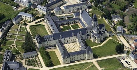 L'Abbaye Royale de Fontevraud - Fontevraud Abbey