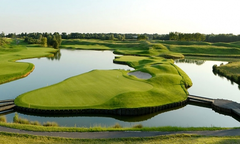 Golf National - Albatros n°18
