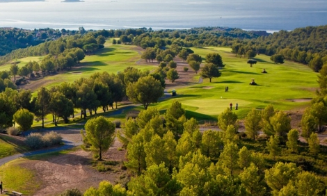 Dolce Fregate, Golf à gogo en Provence - Golf galore in Provence