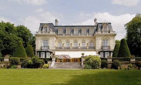Les Crayères (Reims)