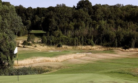 mérignies golf country club