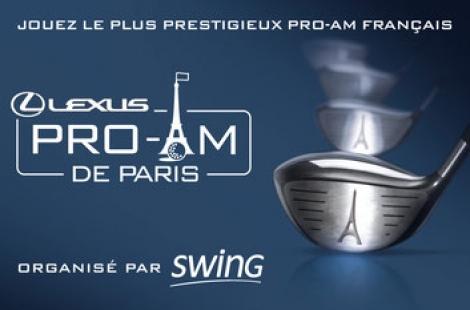 Lexus Pro-Am de Paris