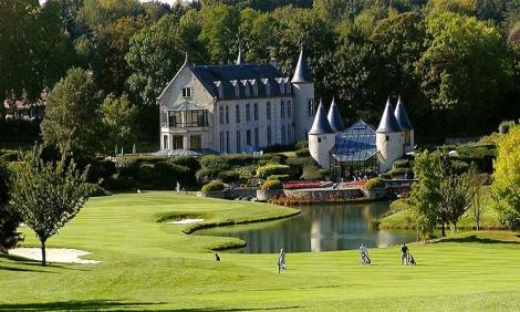 Exclusiv Golf Château de Cély