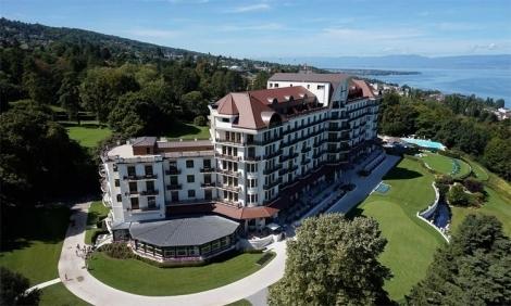 Lac Léman, Evian Resort Hotel Royal Palace : Forfait Golf Passion