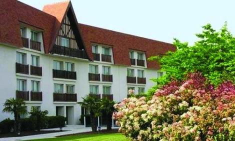 Hotel Amirauté Deauville