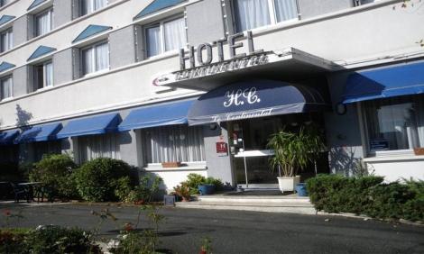 H tel le continental for Continental centre hotel
