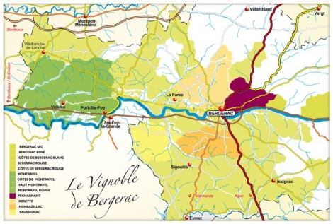 Les Vins de Bergerac